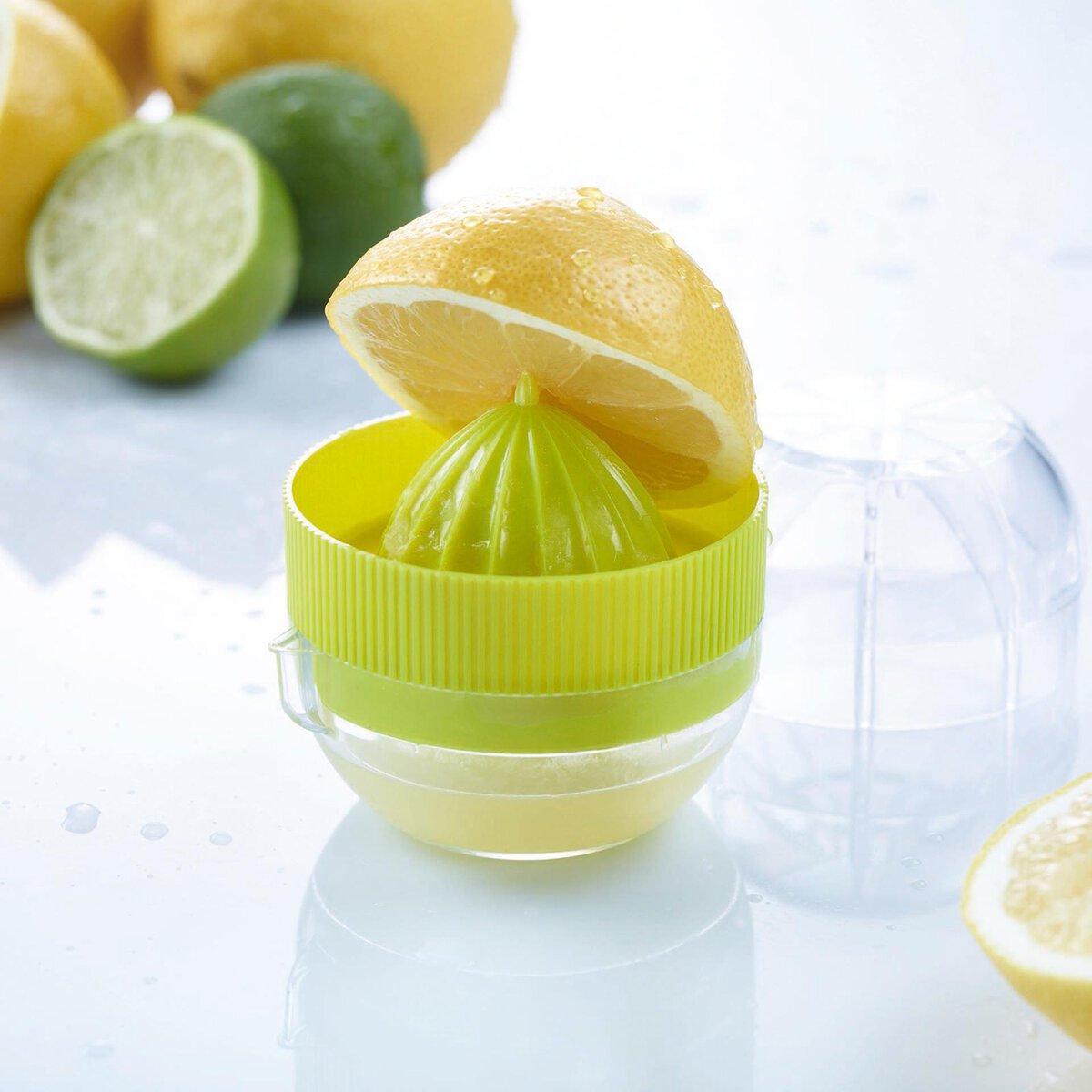 """Zitronen- u. Limettenpresse """"Fresh & Fruity"""" (1)"""