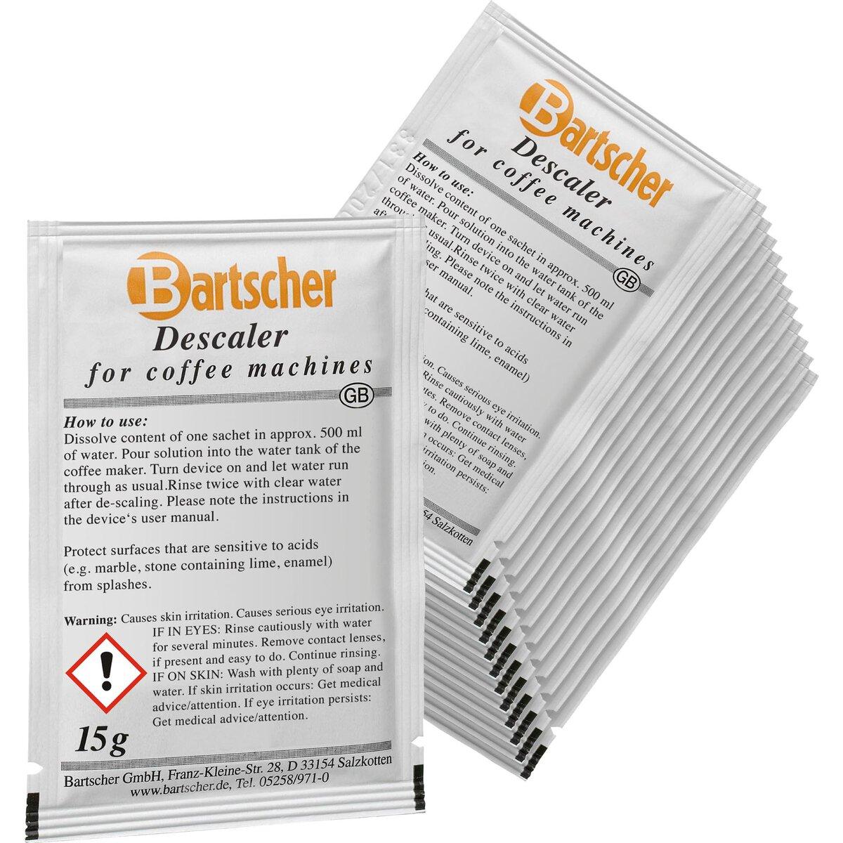 Entkalker für Kaffeemaschinen (4)