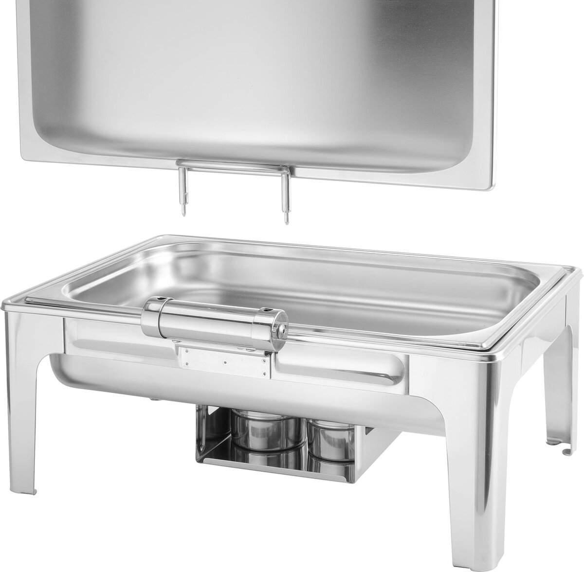Chafing Dish 1/1 GN, Satiniert (1)