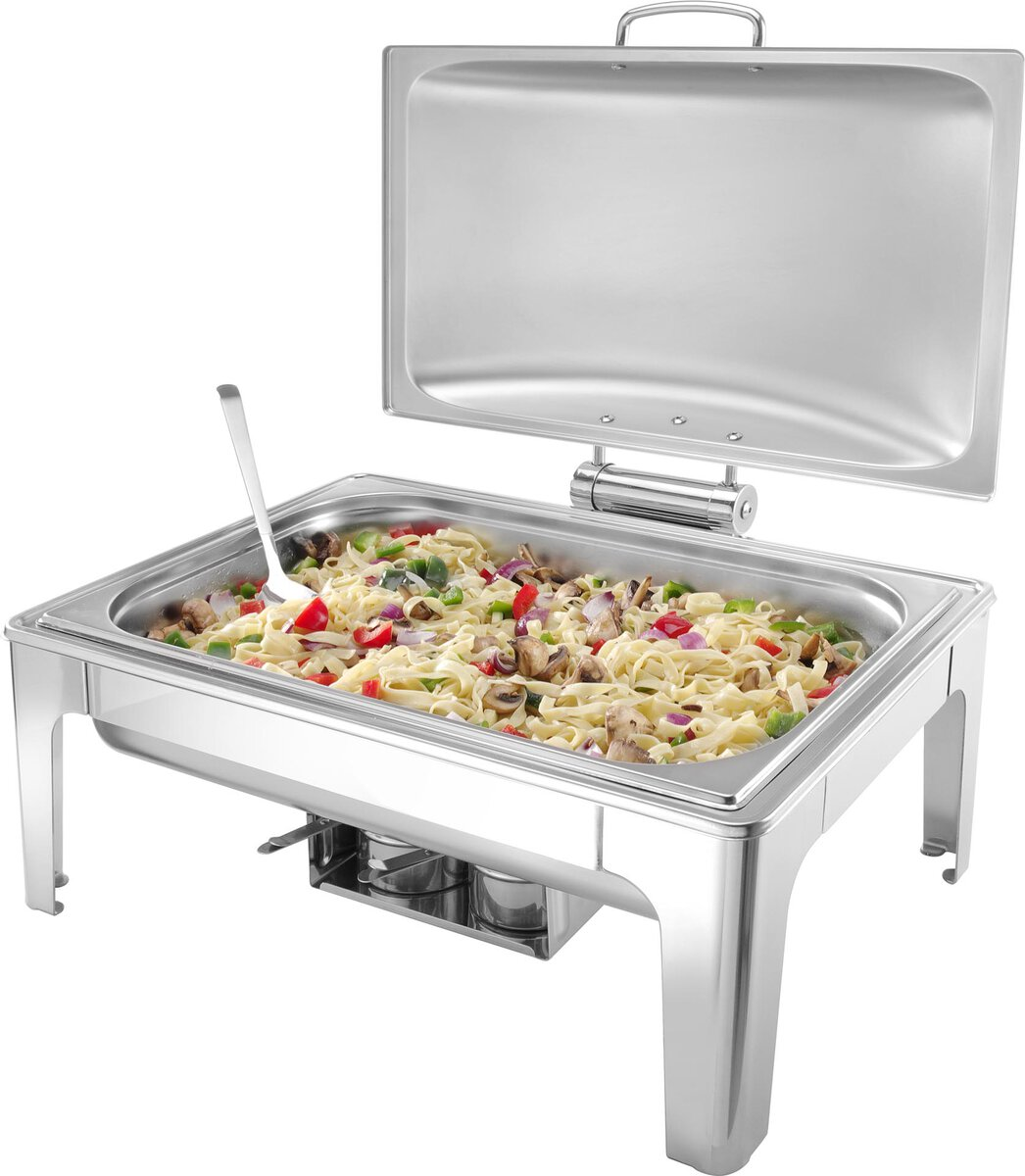Chafing Dish 1/1 GN, Satiniert (4)