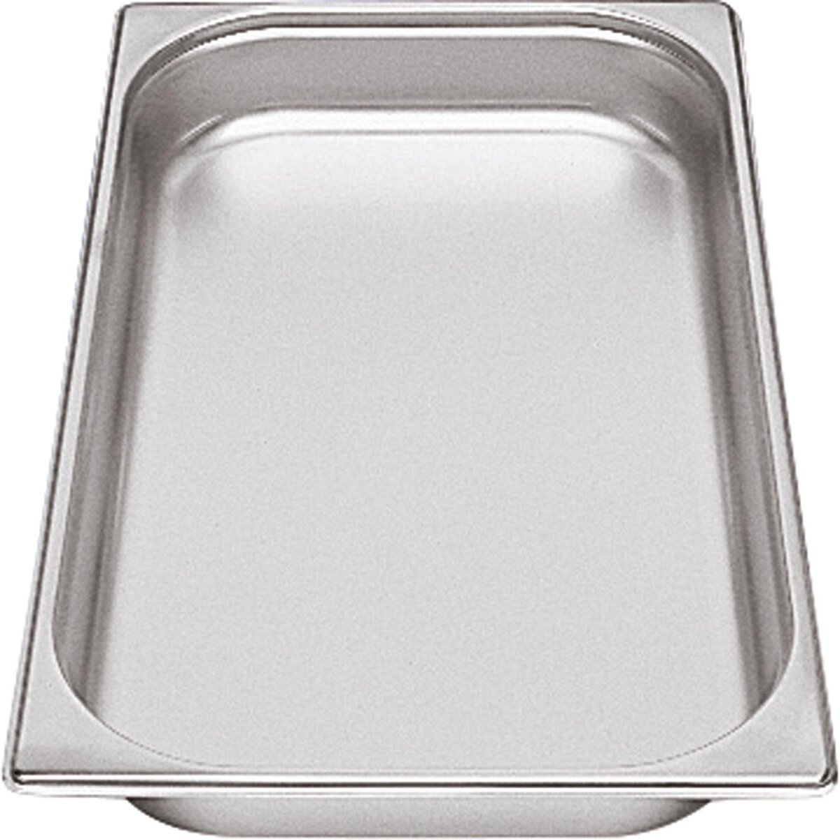 GN-Behälter 1/1 Edelstahl 20mm (2)