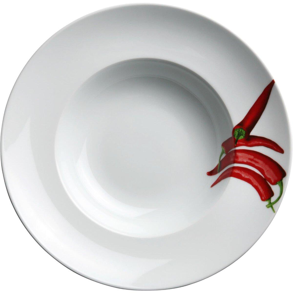 """Pastateller """"Basilikum"""" Ø 30,0 cm, rund (4)"""