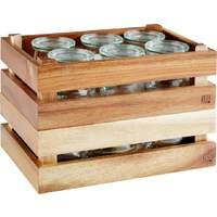 """Buffetsystem """"Megabox"""" hellbraun GN 1/4 (2)"""