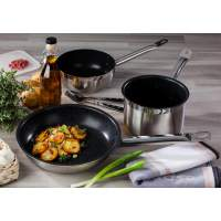 "Bratpfanne antihaft in Steinoptik ""Cookmax Professional"" Ø28cm H: 5,5cm (1)"