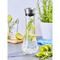 Glaskaraffe mit Ausgießer und integriertem Sieb 0,7 L (3)