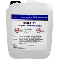 """Flächendesinfektion """"Oxilite D"""" (1)"""