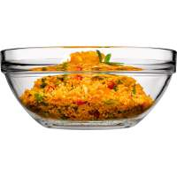 "Glasschale ""Chef"" 20cm (2)"